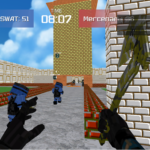 Advanced Blocky Combat SWAT (Mod) 1.32