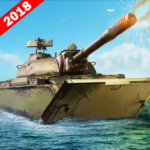 Army Tank Battle War On Water : Armoured Vehicle (Mod) 2.0