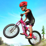 BMX Stunts Bike Rider- Free Cycle Racing Games (Mod) 1.9