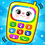 Baby Phone for toddlers – Numbers, Animals & Music (Mod) 1.6