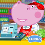 Cashier in the supermarket. Games for kids (Mod) 1.1.0