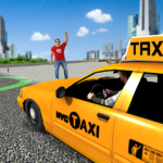 City Taxi Driving simulator: online Cab Games 2020 (Mod) 1.40