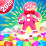 Cookie World — Clash of Cookie & Colorful Puzzle (Mod) 8.7.3