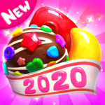 Crazy Candy Bomb – Sweet match 3 game (Mod) 4.4.22