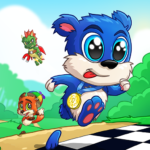 Fun Run 3 – Multiplayer Games (Mod) 3.3.1
