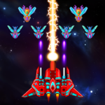Galaxy Attack: Alien Shooter (Mod)32.3