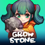 Grow Stone Online : 2d pixel RPG, MMORPG game (Mod) 1.429