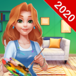 Home Paint: Color by Number & My Dream Home Design (Mod) 1.1.6