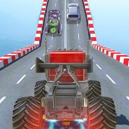 Impossible Monster Stunts: Car Driving Games (Mod)
