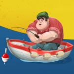 Larry: Fishing Quest – Idle Fishing Game (Mod) 1.1.07 03
