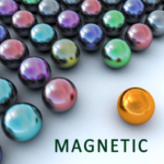Magnetic balls bubble shoot (Mod) 1.196