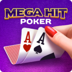 Mega Hit Poker: Texas Holdem massive tournament (Mod) 3.10.1