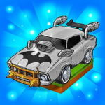 Merge Muscle Car: Classic American Muscle Merger (Mod) 1.0.84