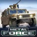 Metal Force: PvP Car Shooter (Mod) 3.47.9