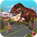 Monster Dinosaur Simulator: City Rampage (Mod) 1.8
