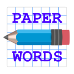 Paper Words (Mod)