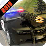 Police Car Chase: Highway Pursuit Shooting Getaway (Mod) 2.3.8