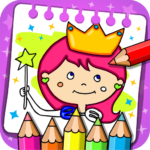 Princess Coloring Book & Games (Mod) 1.37