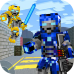Rescue Robots Sniper Survival (Mod ) 1.130