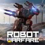 Robot Warfare: Mech Battle 3D PvP FPS (Mod) 0.2.2306