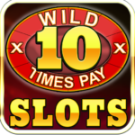 Slot Machine: Free Ten Times Pay Slots (Mod) 1.3