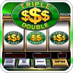 Slot Machine: Free Triple Double Gold Dollars (Mod) 1.8