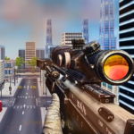 Sniper Shooter Assassin 3D – Gun Shooting Games (Mod)  1.3
