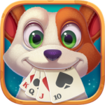 Solitaire Pets Adventure – Free Classic Card Game (Mod ]  2.34.498