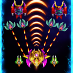 Space attack – infinity air force shooting (Mod) 2.2