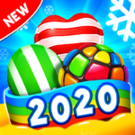 Sweet Candy Puzzle: Crush & Pop Free Match 3 Game (Mod) 1.80.5009