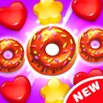 Sweet Cookie -2019 Puzzle Free Game (Mod) 1.5.3
