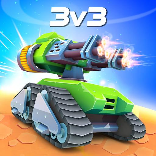 Tanks A Lot! – Realtime Multiplayer Battle Arena (Mod) 2.93