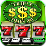 Thrilling Vegas Slots – Free Golden Triple Dollars (Mod) 1.3