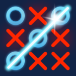 Tic Tac Toe – XOXO – x-o game brain out (Mod) 1.43