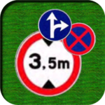 Traffic Signs: Road signs and meanings (Mod) 3.0