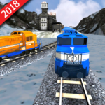 Train Racing 3D-2018 (Mod)