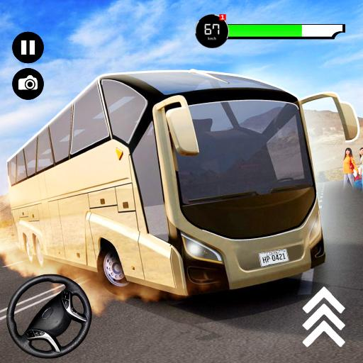 US Offroad Bus Driving Simulator 2018 (Mod) 1.0.1