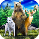 Wild Forest Survival: Animal Simulator (Mod) 2.1