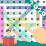 Word Search game 2020 ✏️📚 – Free word puzzle game (Mod)