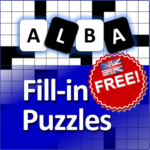Words Fill in puzzles – Kriss Kross crossword game (Mod) 6.9
