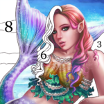 Art Coloring – Coloring Book & Color By Number (Mod) 2.7.0
