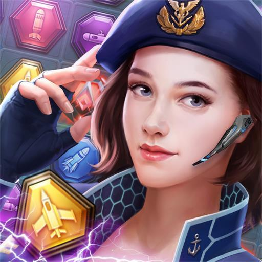 Battleship & Puzzles: Warship Empire Match (Mod)   1.36.1