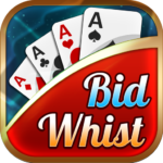 Bid Whist Free – Classic Whist 2 Player Card Game (Mod)   11.0