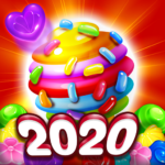 Candy Smash – 2020 Match 3 Puzzle Free Game (Mod) 1.2.8
