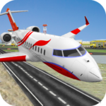 City Airplane Pilot Flight New Game-Plane Games (Mod) 2.46