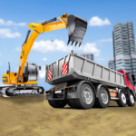 City Construction Simulator: Forklift Truck Game (Mod)  3.38