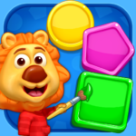 Colors & Shapes – Kids Learn Color and Shape (Mod) 1.2.3
