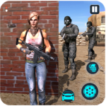 Commando Adventure Simulator (Mod)   1.0