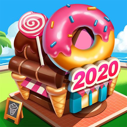 Cooking City: crazy chef' s restaurant game (Mod) 2.09.5052