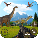 Deadly Dinosaur Hunter Revenge Fps Shooter Game 3D (Mod)  1.17